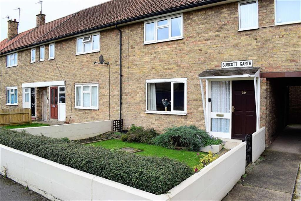 2 Bedrooms Terraced House for sale in Burcott Garth, Hull, HU4