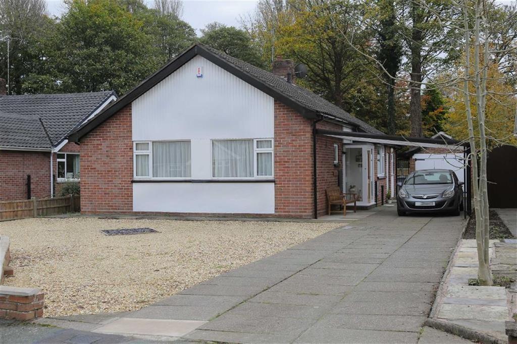 2 Bedrooms Detached Bungalow for sale in Meadow Drive, Crewe