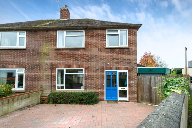 3 Bedrooms Semi Detached House for sale in Wilberforce Street, Headington, Oxford, Oxfordshire