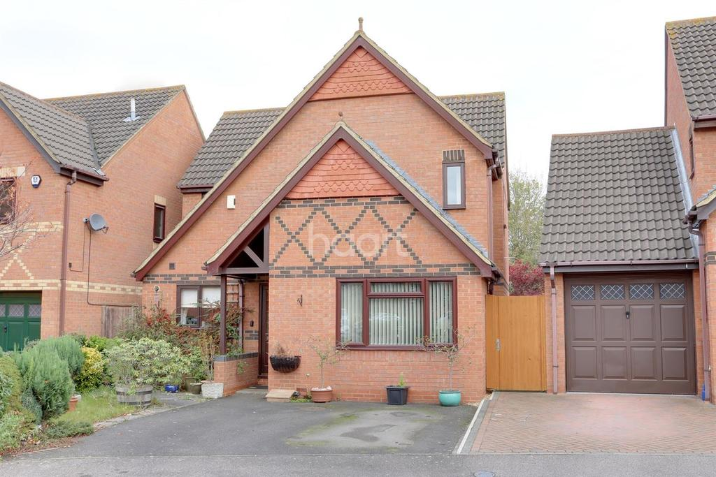 4 Bedrooms Detached House for sale in Middleton, Milton Keynes