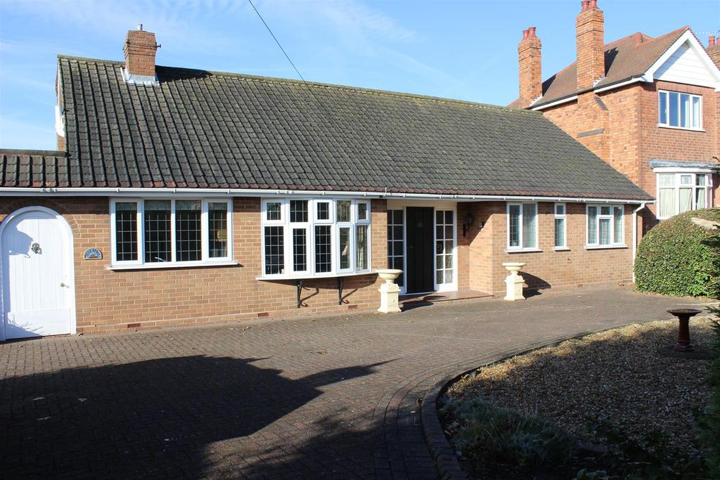 3 Bedrooms Detached Bungalow for sale in Salters Lane, Tamworth