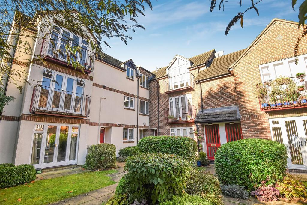 2 Bedrooms Apartment Flat for sale in Sunderland Avenue, North Oxford