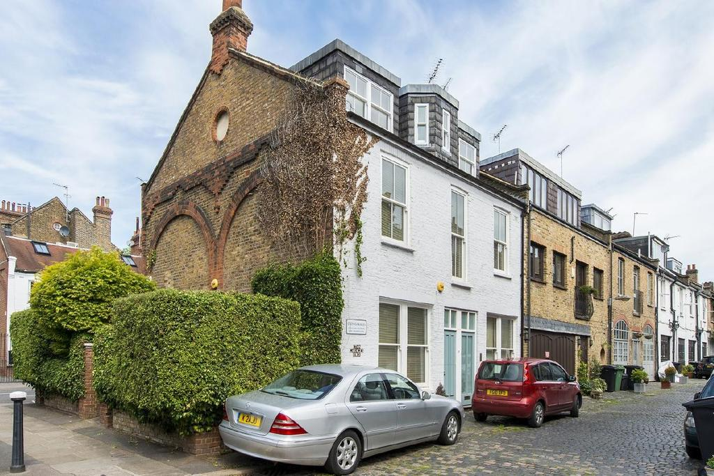 3 Bedrooms Flat for sale in Lambolle Place, Belsize Park