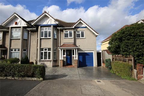 4 bedroom semi-detached house for sale - Hill Grove, Henleaze, Bristol, BS9