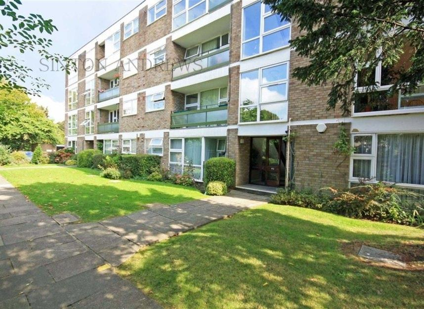 2 Bedrooms Flat for sale in Woburn, Clivedon Court, W13, Ealing, W13