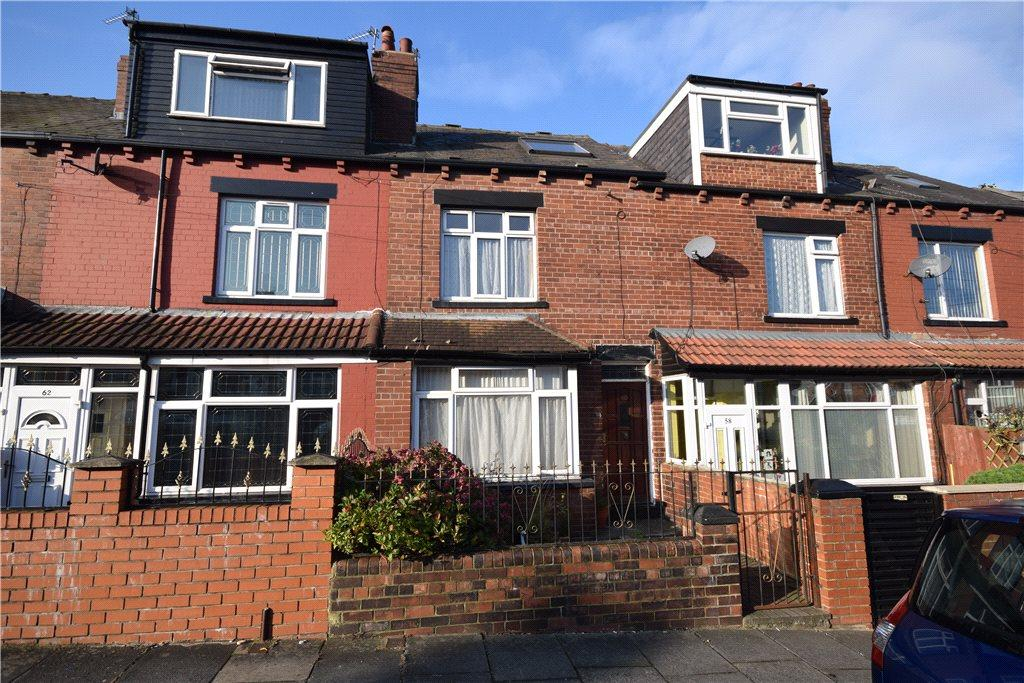 3 Bedrooms Terraced House for sale in Karnac Road, Harehills, Leeds