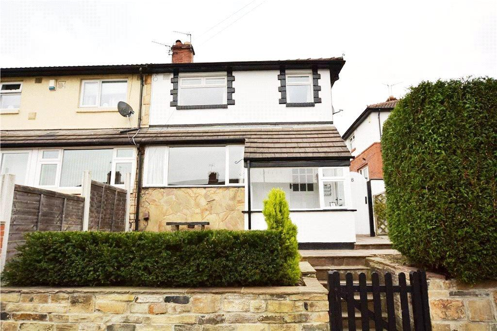 3 Bedrooms Terraced House for sale in Burley Wood Crescent, Burley, Leeds, West Yorkshire
