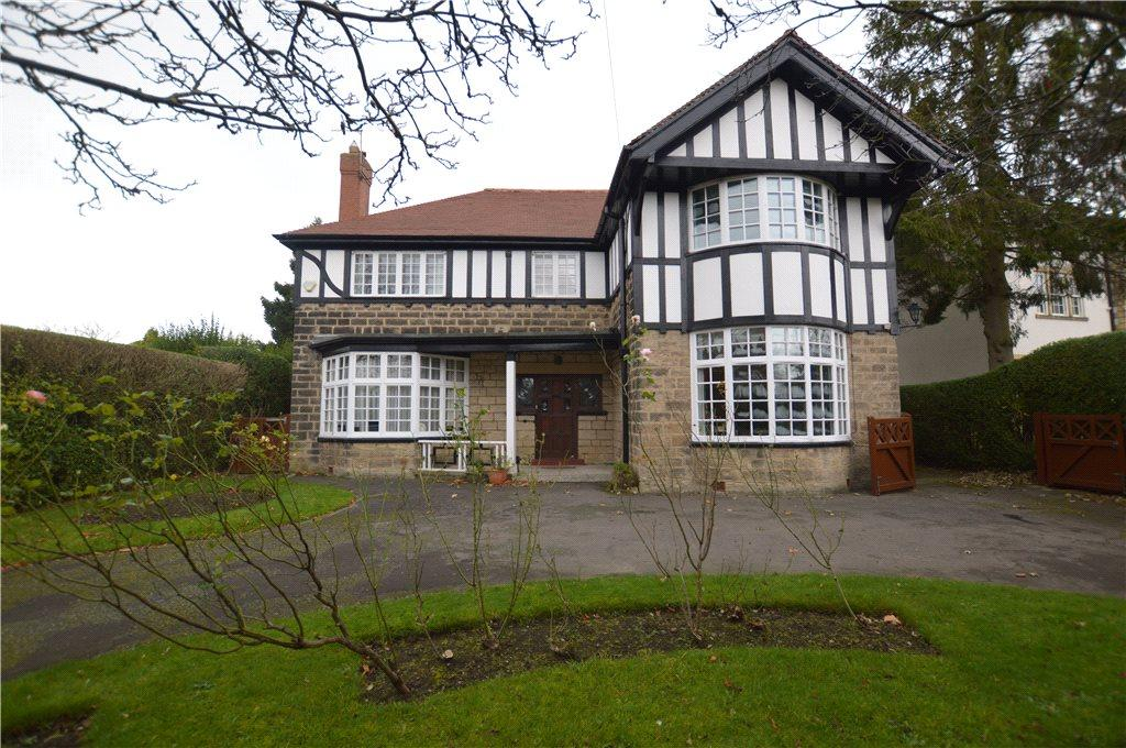 4 Bedrooms Detached House for sale in Harrogate Road, Leeds