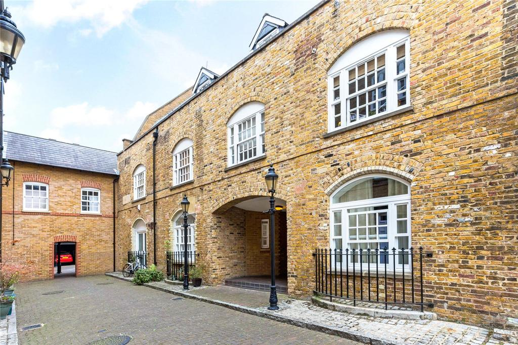 2 Bedrooms Unique Property for sale in Bridewell Place, London, E1W