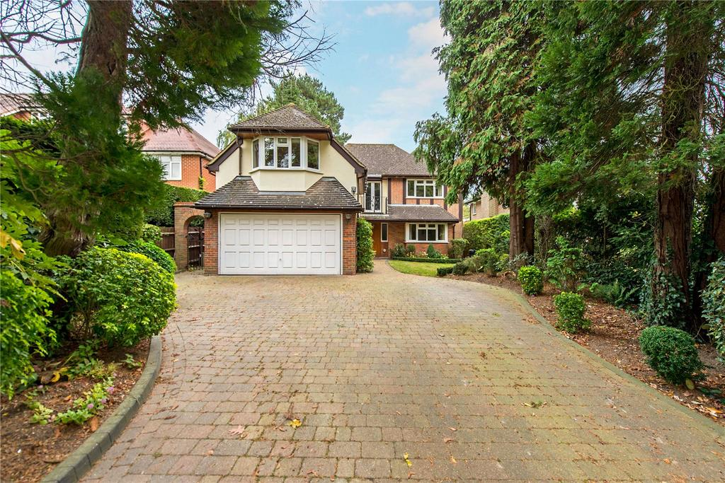 5 Bedrooms Detached House for sale in Copthorne Road, Croxley Green, Rickmansworth, Hertfordshire, WD3
