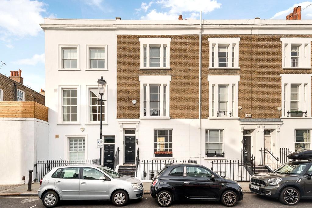 4 Bedrooms House for sale in Abingdon Villas, Kensington, London