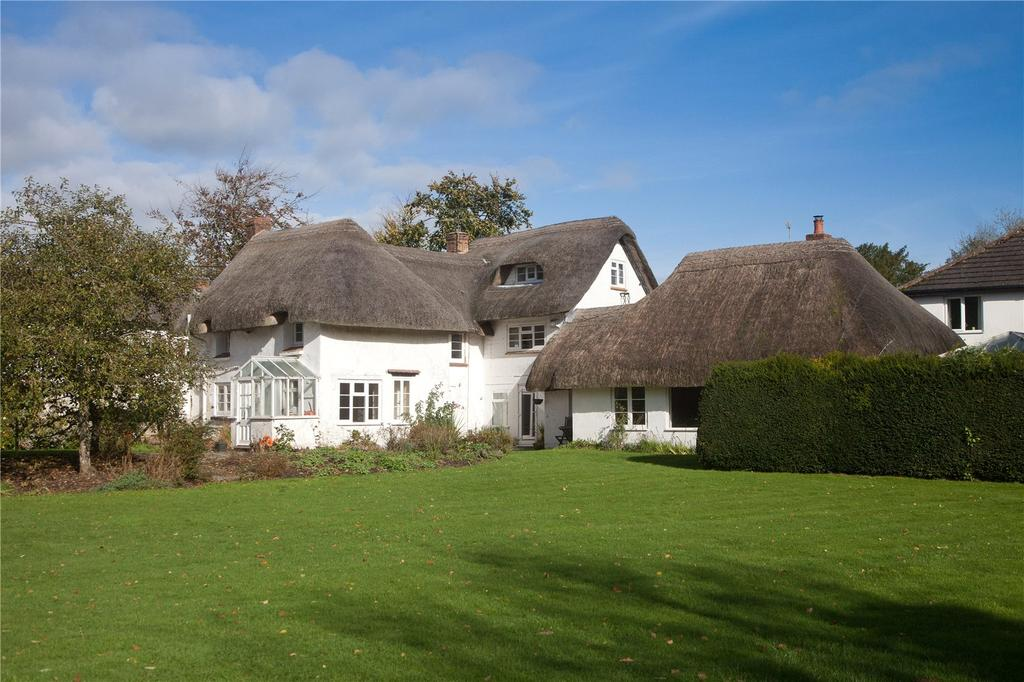 5 Bedrooms Detached House for sale in Mead End, Bowerchalke, Salisbury