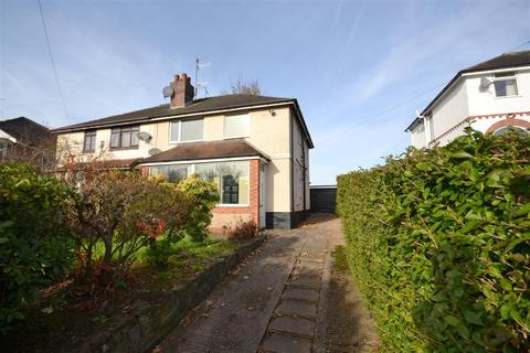 3 bedroom semi-detached house for sale - Newcastle Lane, Penkhull, Stoke-On-Trent
