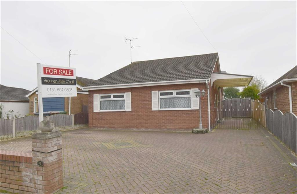 3 Bedrooms Detached Bungalow for sale in Broster Avenue, CH46