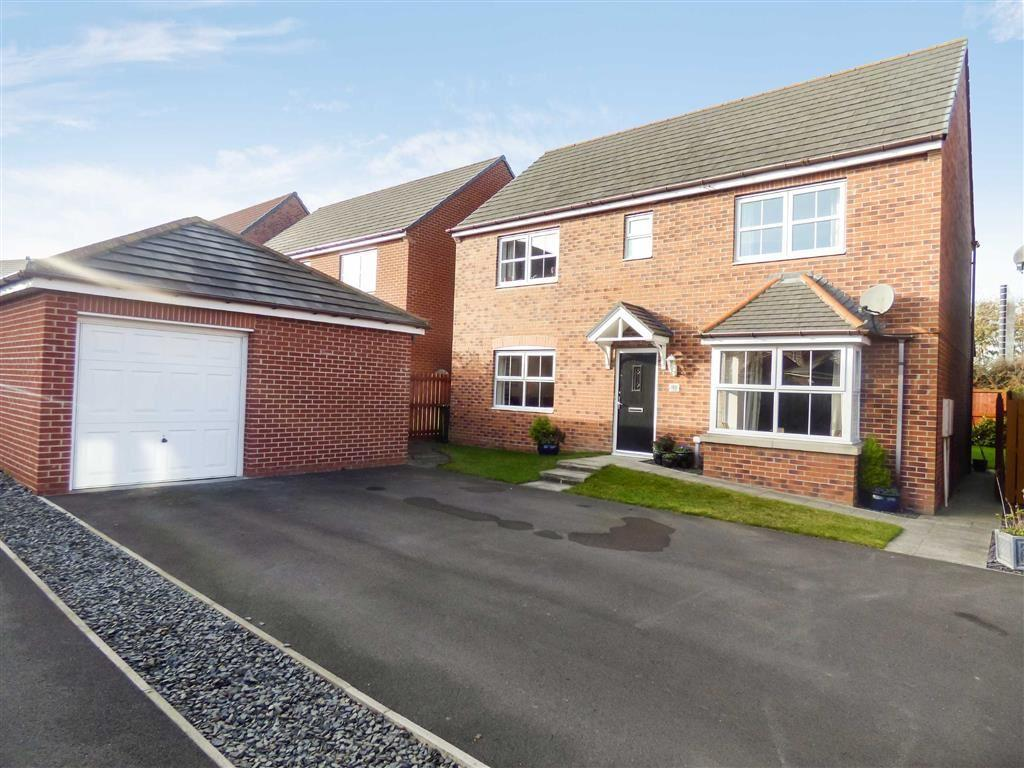 4 Bedrooms Detached House for sale in Cloverfield, West Allotment