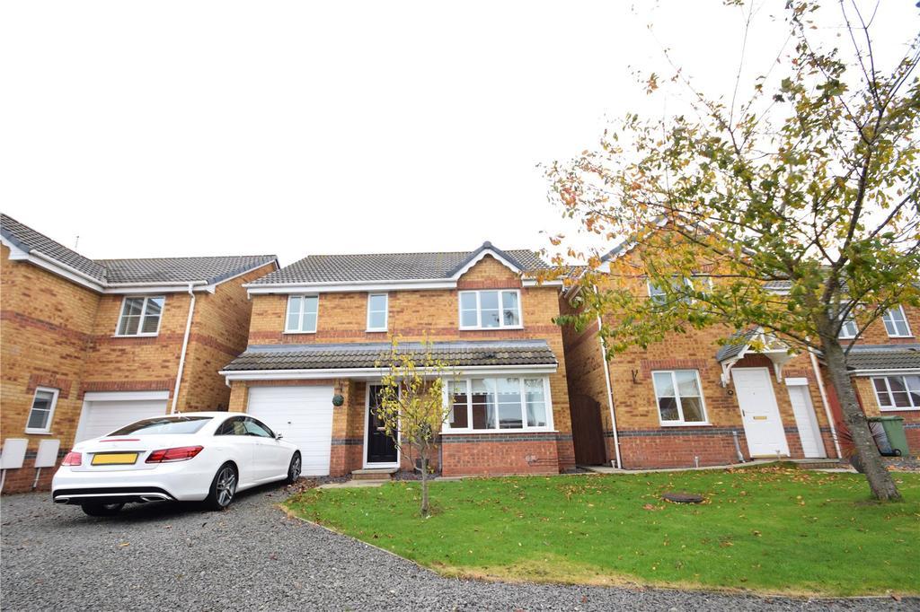 4 Bedrooms Detached House for sale in Hazel Dene Way, Seaham, Co Durham, SR7