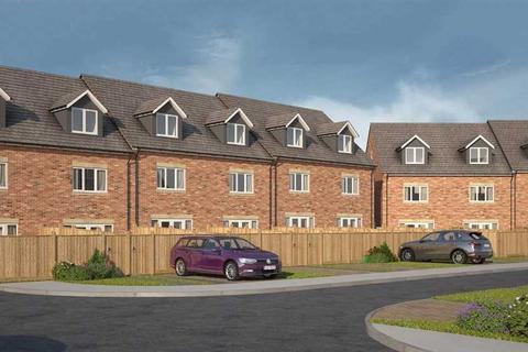 3 bedroom townhouse for sale - Tantallon Court, Dudley, Cramlington