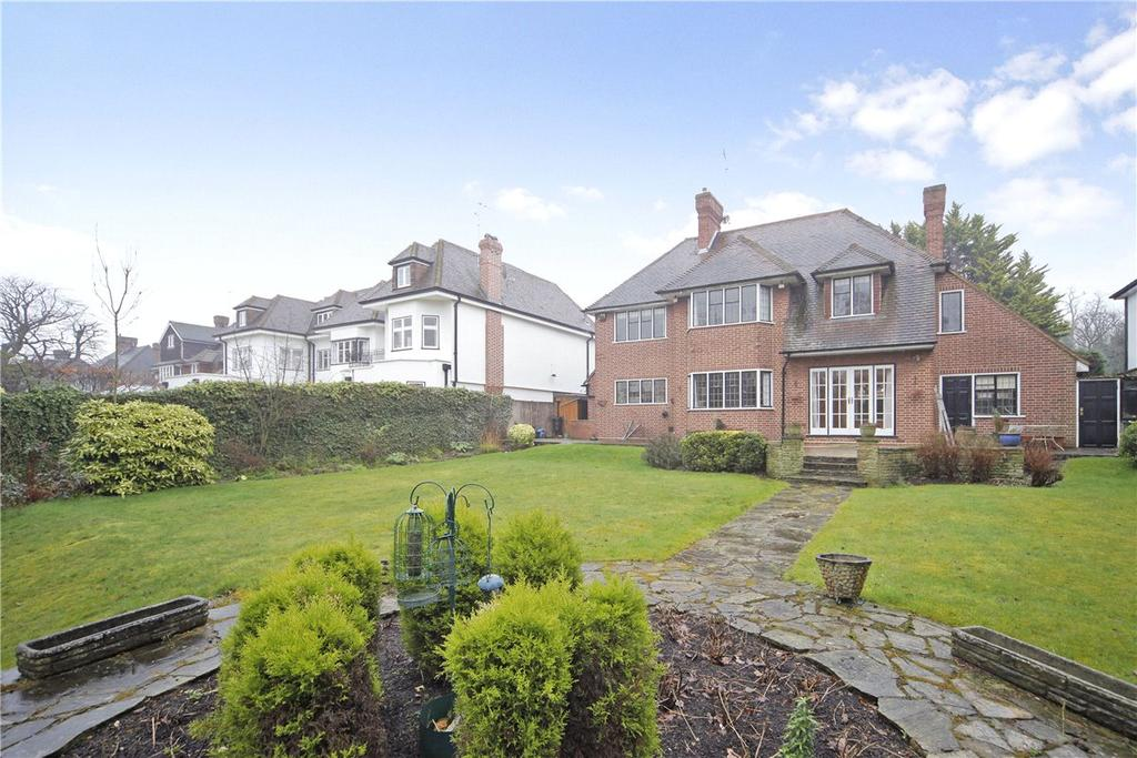 4 Bedrooms Detached House for sale in Roehampton Gate, London, SW15
