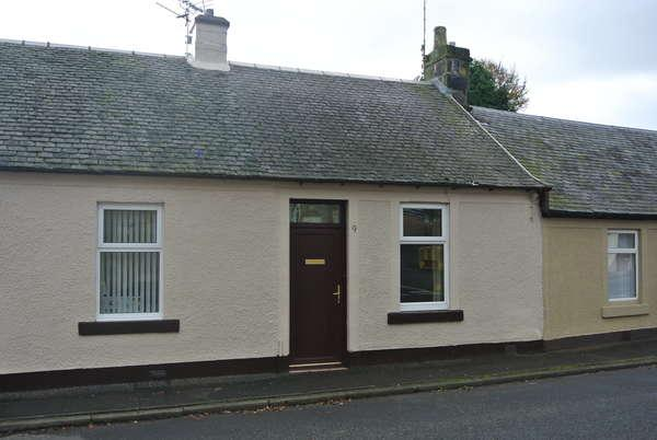 1 Bedroom Terraced House for sale in 9 Millar Street, Glassford, Strathaven, ML10 6TD