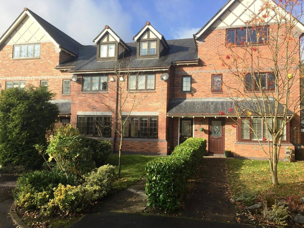 4 Bedrooms Mews House for sale in Rushes Meadow, Lymm