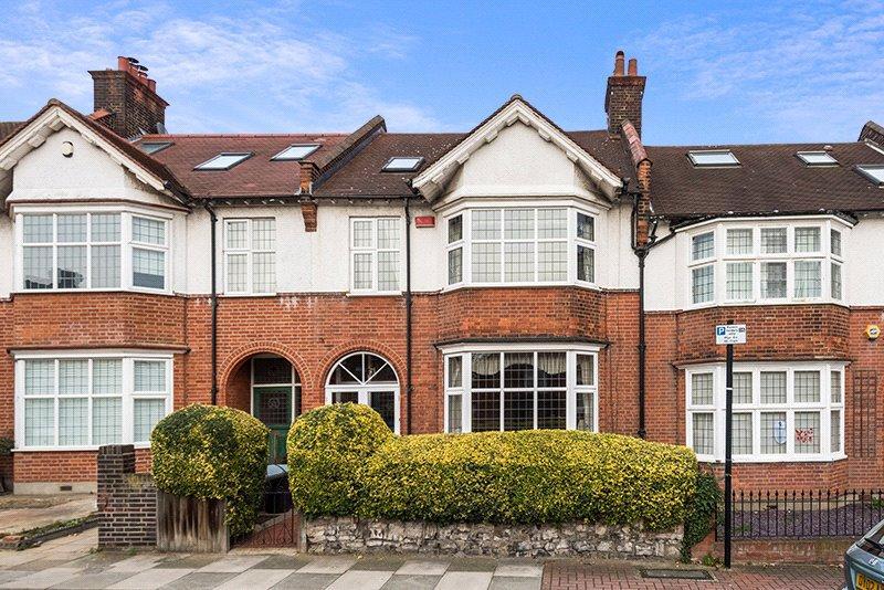 5 Bedrooms Terraced House for sale in Ellerton Road, Wandsworth, London, SW18