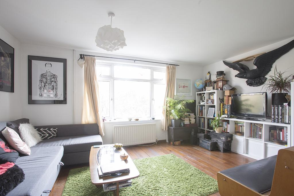 2 Bedrooms Flat for sale in Canrobert Street, Tower Hamlets, London E2