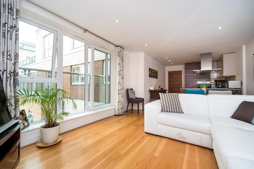 2 Bedrooms Flat for sale in Napier House, Bromyard Avenue, Acton