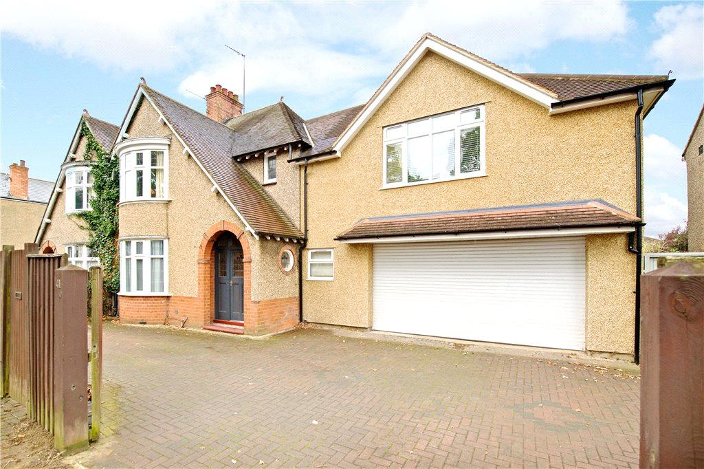 5 Bedrooms Semi Detached House for sale in Doddington Road, Wellingborough, Northamptonshire