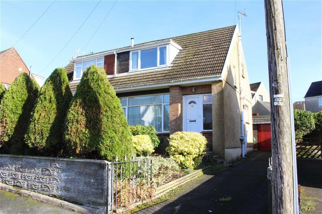 2 Bedrooms Semi Detached Bungalow for sale in Ash Grove, Killay