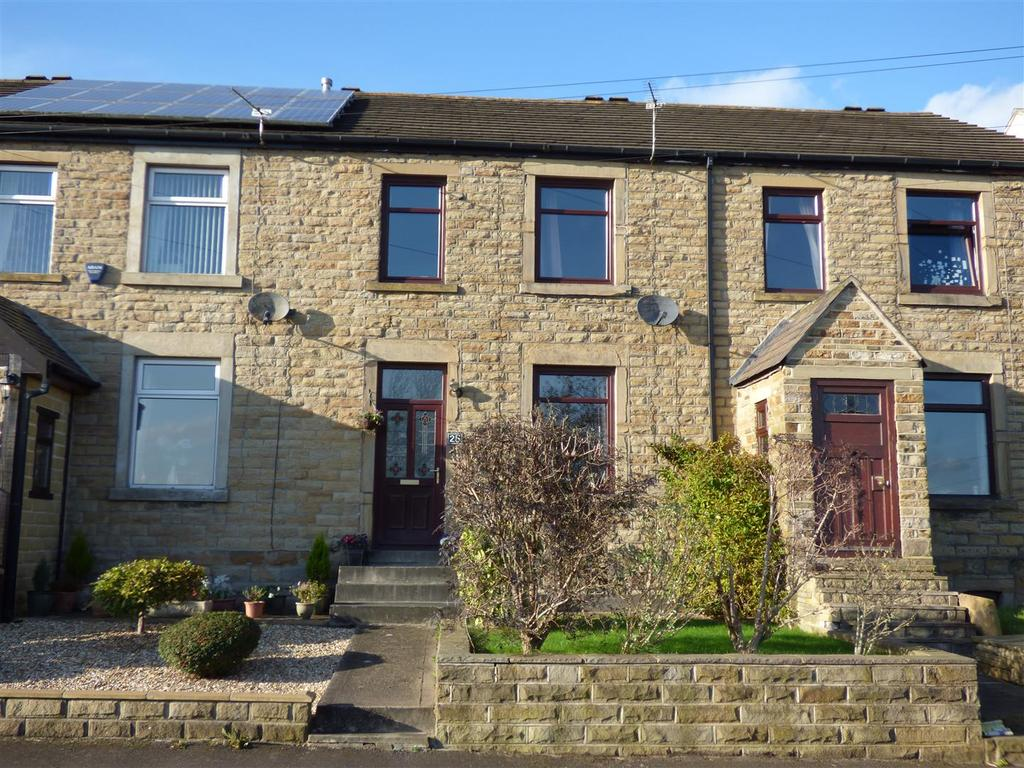 3 Bedrooms Terraced House for sale in Craven Lane, Gomersal, Cleckheaton