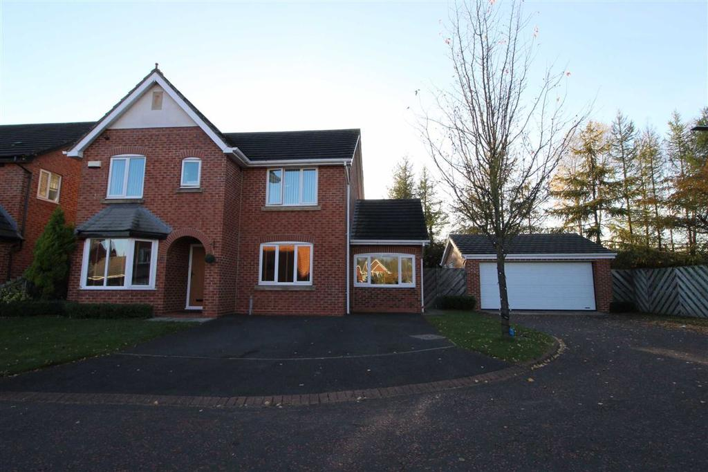 5 Bedrooms Detached House for sale in Grayling Road, Rosewood Park, Tyne And Wear