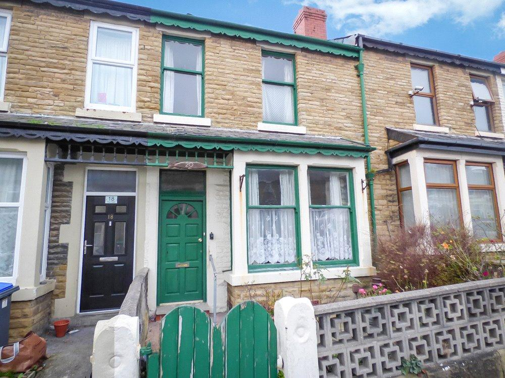 4 Bedrooms Terraced House for sale in Wyre Grove, Blackpool, Lancashire
