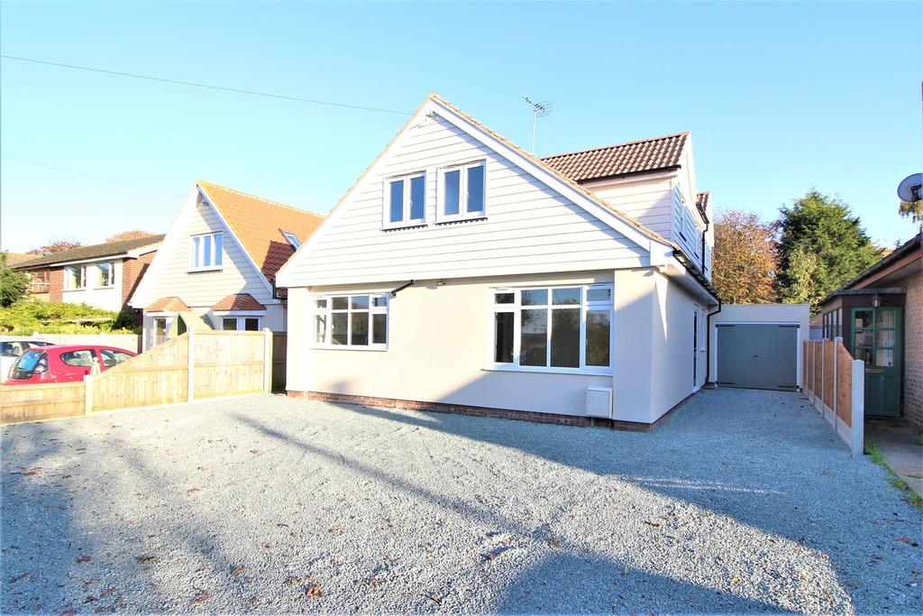 3 Bedrooms Detached House for sale in Malting Lane, Kirby-le-Soken