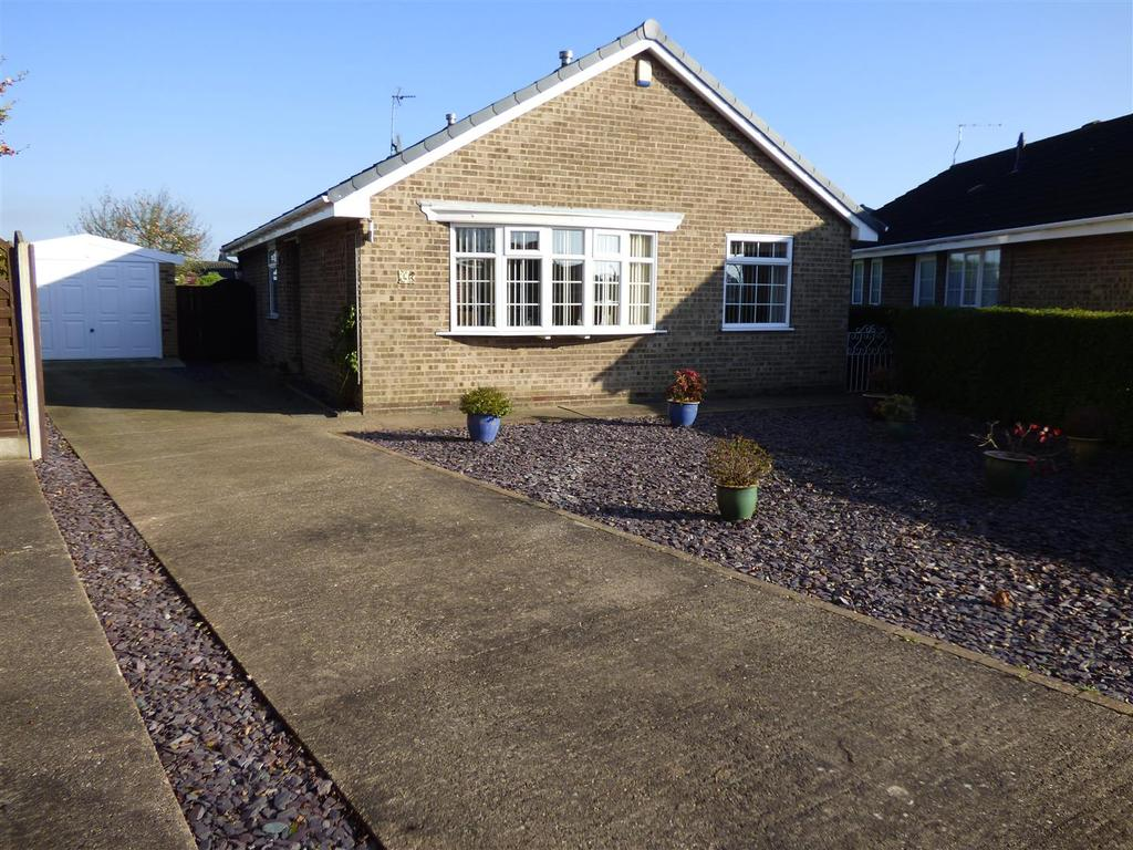 3 Bedrooms Detached Bungalow for sale in Wauldby View, Swanland