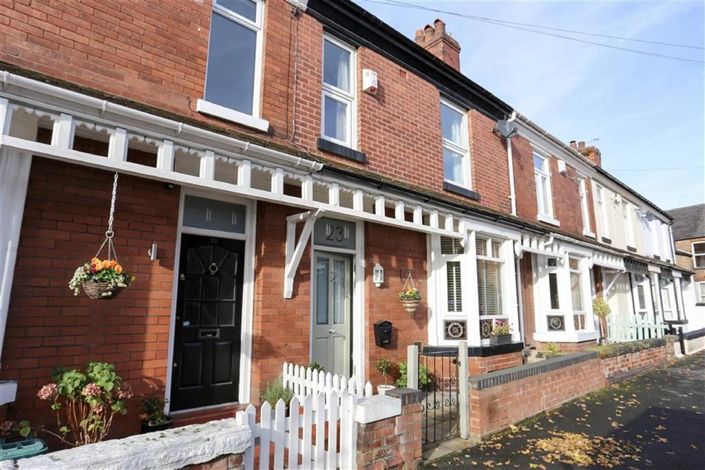 3 Bedrooms Terraced House for sale in Arley Avenue, West Didsbury, Manchester