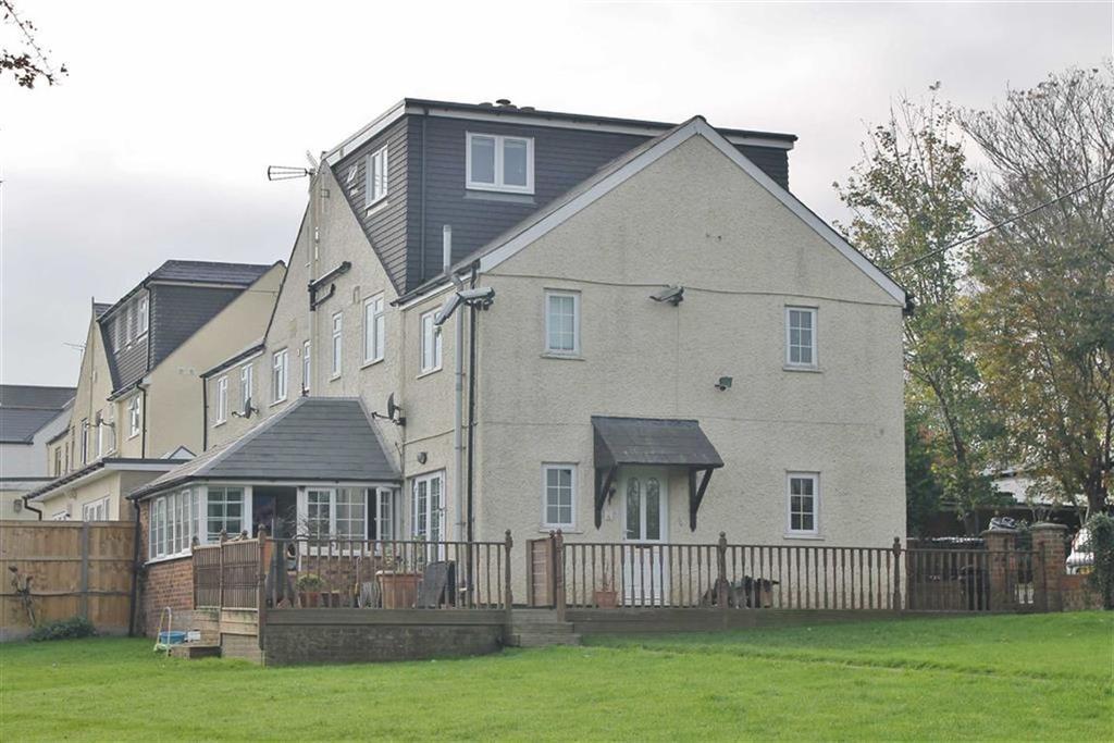 4 Bedrooms Semi Detached House for sale in Monkreed Villas, Longfield Road, Meopham