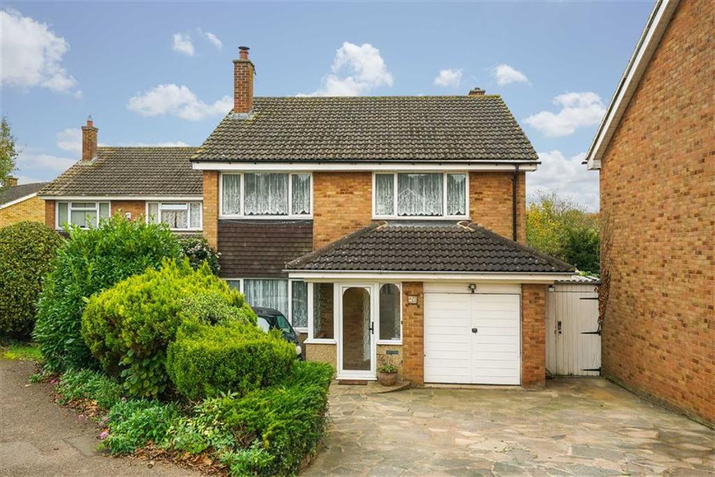 4 Bedrooms Detached House for sale in Dacre Crescent, Kimpton, Hertfordshire
