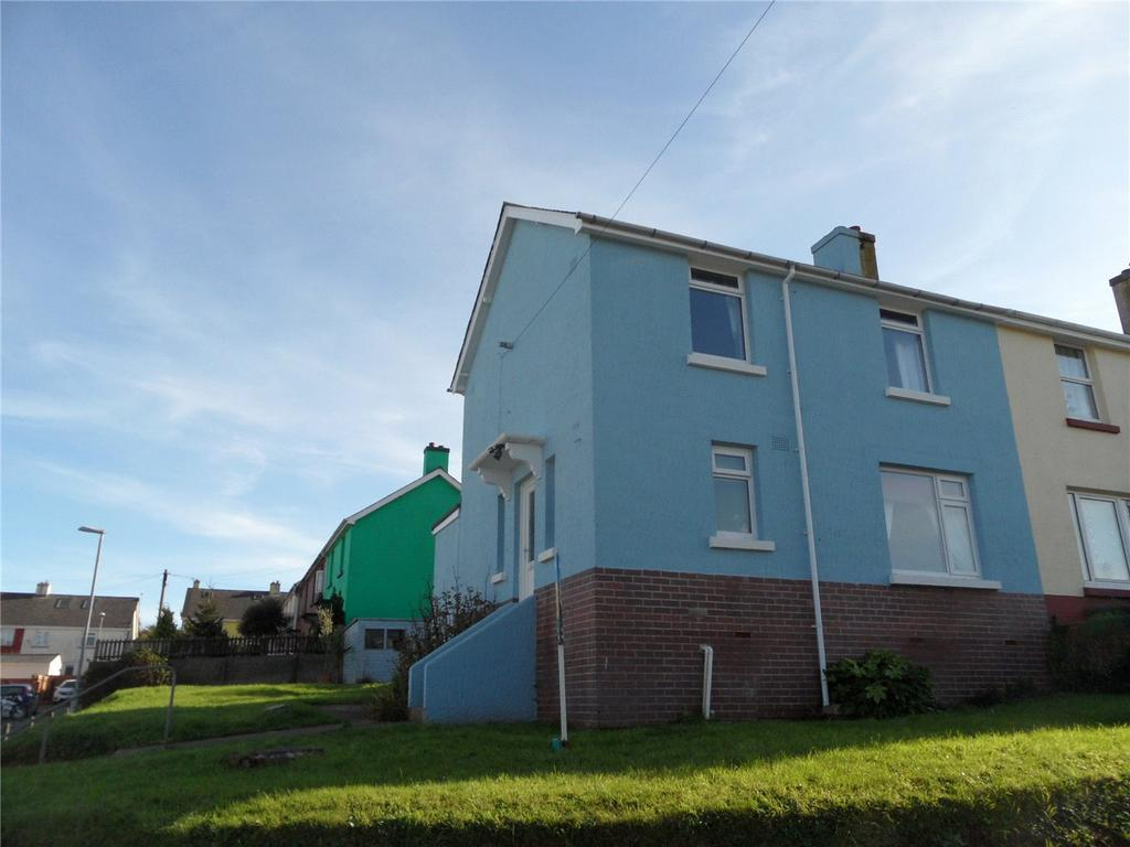3 Bedrooms End Of Terrace House for sale in Britannia Avenue, Dartmouth, TQ6