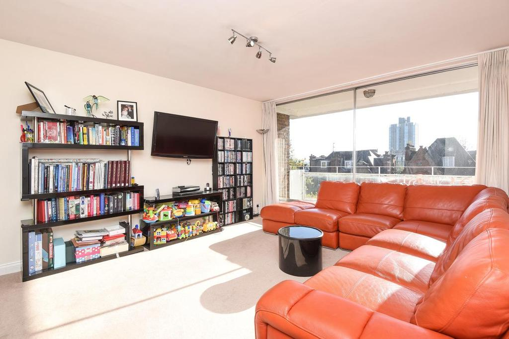 2 Bedrooms Flat for sale in Eton Avenue, Belsize Park
