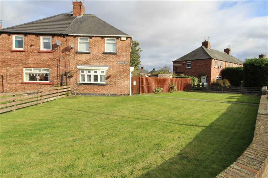 3 Bedrooms Semi Detached House for sale in Windsor Crescent, Hebburn, Tyne And Wear