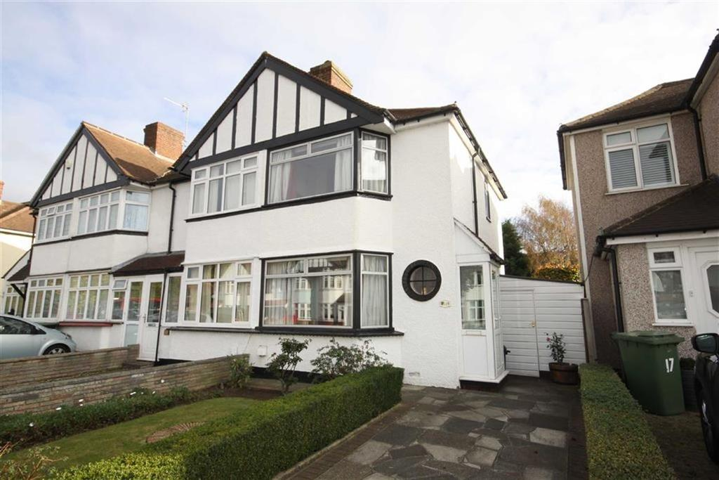 2 Bedrooms End Of Terrace House for sale in Lovelace Avenue, Bromley/Petts Wood Borders