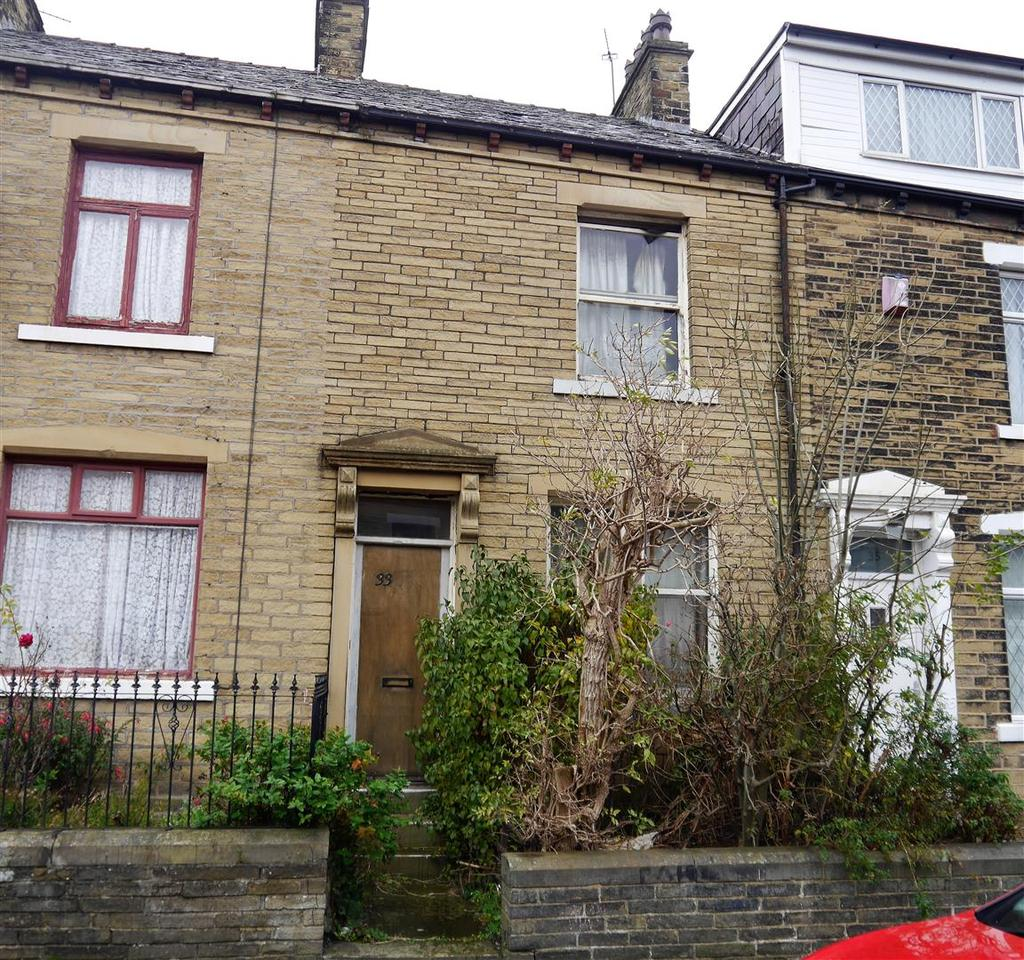 3 Bedrooms Terraced House for sale in Stanmoore Place, Lidget Place, Bradford, BD7