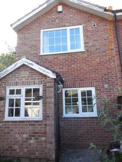 2 bedroom townhouse to rent - Lodge Close, Nottingham NG8