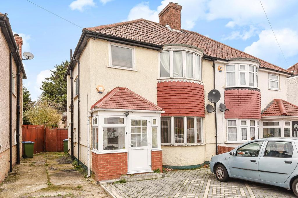 3 Bedrooms Semi Detached House for sale in Harraden Road, Blackheath