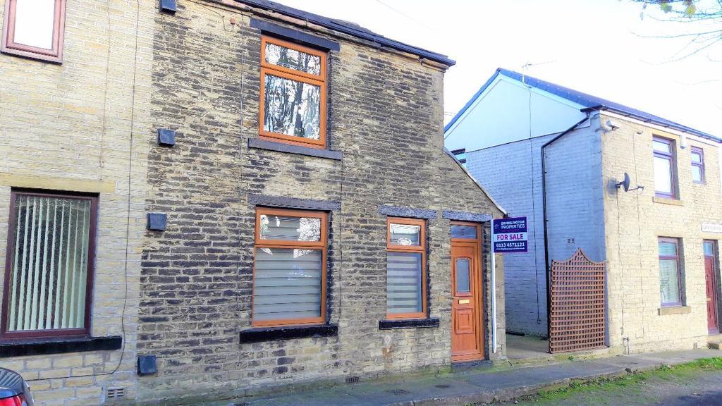 1 Bedroom Semi Detached House for sale in Gardiner Row, BD4