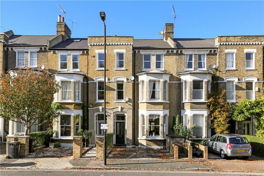 5 Bedrooms Terraced House for sale in Chelsham Road, Clapham, London, SW4