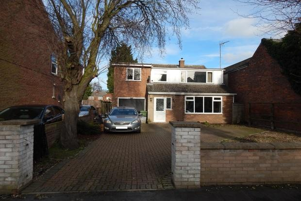 4 Bedrooms Detached House for sale in Colvile Road, Wisbech, PE13