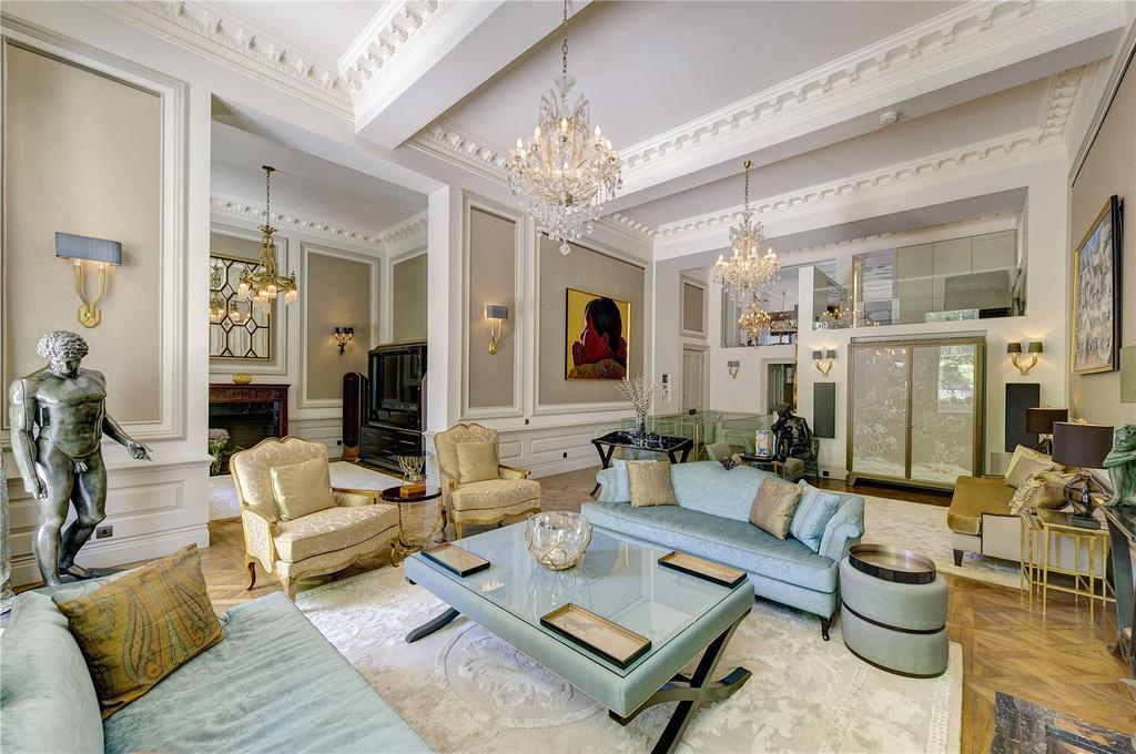 5 Bedrooms Flat for rent in Princes Gate, Knightsbridge, London, SW7