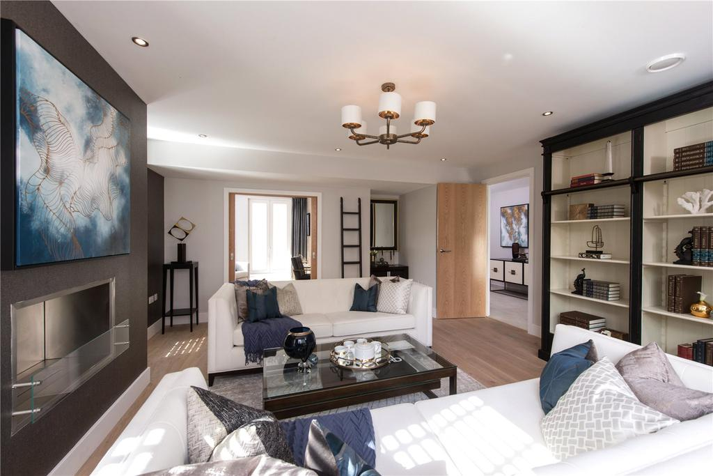4 Bedrooms Terraced House for sale in 500 Chiswick High Road, Chiswick, London, W4