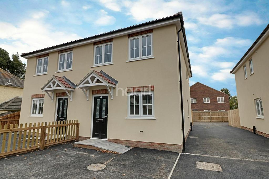 3 Bedrooms Semi Detached House for sale in Benwick